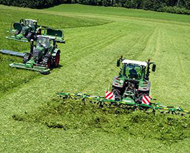 AGCO/Fendt Expands Full Line