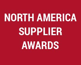 Six Suppliers Recognized